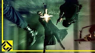 What it's Like to Bring Our FAVORITE MOVIE to Life (The Matrix)