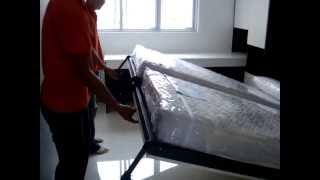 Wall Bed Singapore-hdb-jurong East-blk221a-hwb-singlex2 +table+wardrobe+cabinets.wallbed