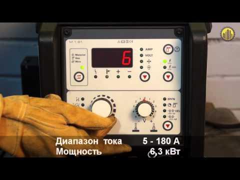 Импульсный сварочный полуавтомат EWM PICOMIG 180 PULS