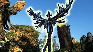 Live Pandora World of Avatar at Disney #VisitPandora