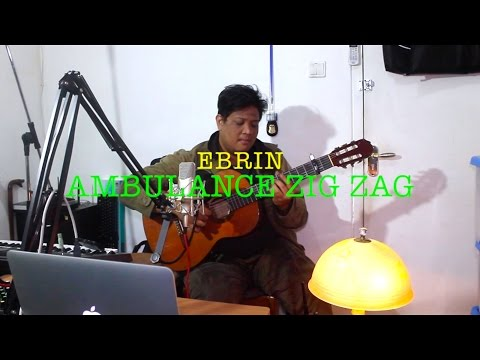 Iwan Fals - Ambulance Zig Zag (Cover by Ebrin)