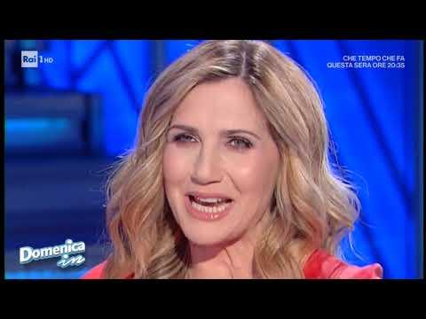 """Lorella Cuccarini: """"La famiglia e la carriera"""" - Domenica in 02/12/2018"""