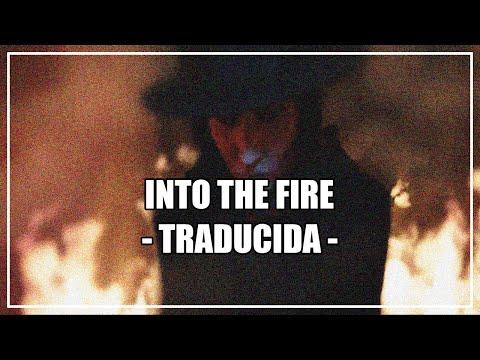 Marilyn Manson - Into The Fire (Subtitulada al español)