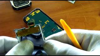 How to assembly,disassembly Nokia 7360 montaż/demontaż