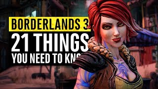 Borderlands 3 | 21 Things You Need To Know