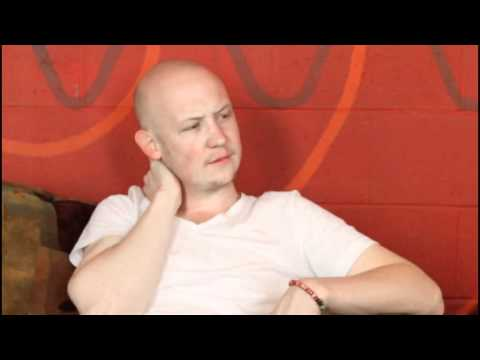 The Fray Isaac Slade from The Fray Gives An Interview - Part 1