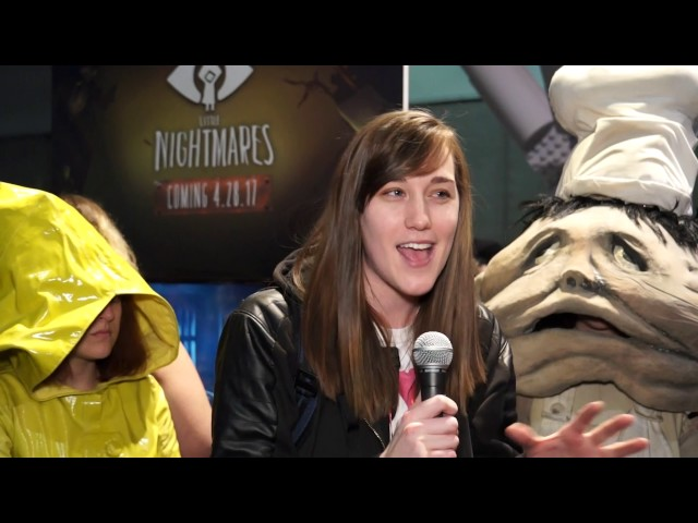 Little Nightmares Gameplay Impressions from PAX East 2017!