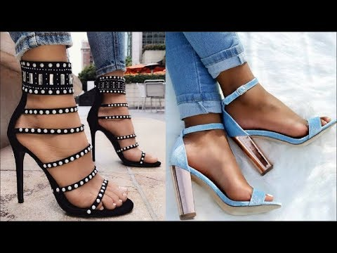 8bec5c8d3 ZAPATOS DE MODA 2018 2019 TENDENCIAS - YouTube