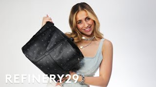 What's In Tate McRae's Bag   Spill It   Refinery29