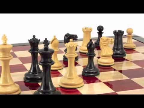 3D Tiered Solid Sapele Wood Chess Set - Product Review ... | Doovi