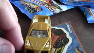 Hot Wheels HYPERTRUCK Unpackaged - Series 2 Mystery Models