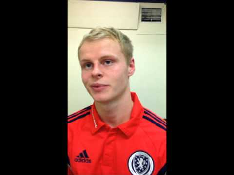 Famous Tartan Army Magazine interview with Gary Mackay-Steven