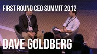 how dave goldberg of surveymonkey built a billion dollar business and still gets home by 530 pm