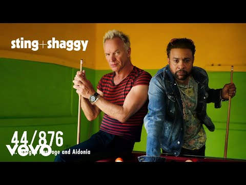 Sting, Shaggy - 44/876 (Audio) ft. Morgan Heritage, Aidonia
