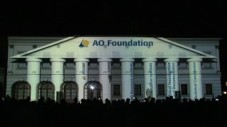 This video takes the viewer on a 3-D tour of the world of AO. The f...