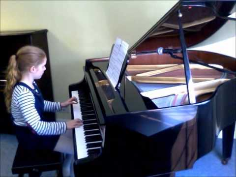 Piano - Sweet Mister Jelly Roll - Valerie Capers - A to G Music School - Sutton - London