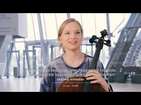 Gautier Capuçon  Cello Masterclasses  tion 4