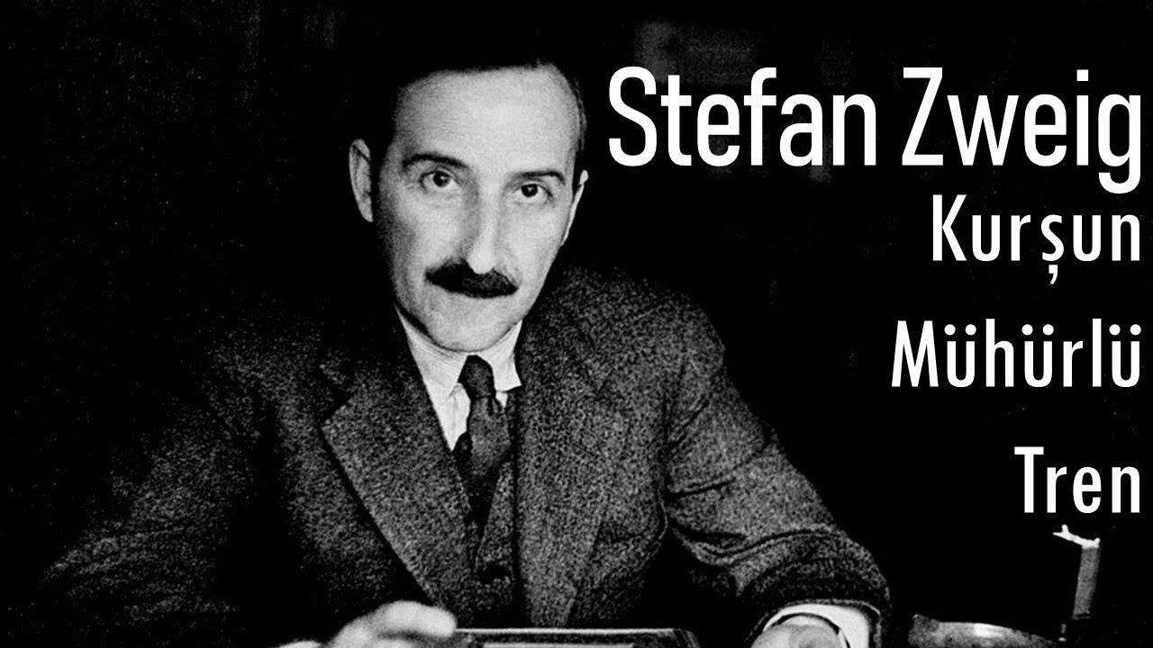 Sesli Kitap (Stefan Zweig) - Kurşun Mühürlü Tren