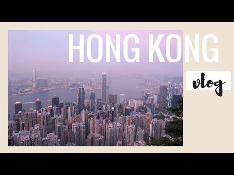 VLOG | Solo Trip to Hong Kong