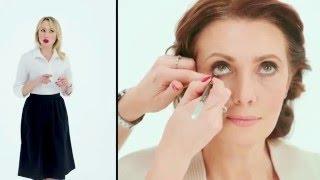 Антивозрастной макияж – легко! Мастер-класс Ольги Романовой