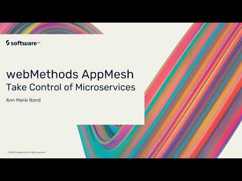 Why You Need webMethods AppMesh