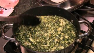 Spinach Crab Dip