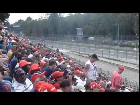 Grand prix f1 Italie Monza course F1 tribune 6B