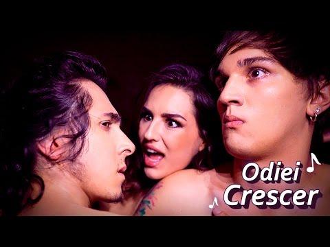 ODIEI CRESCER ♫ Paródia Tiago Iorc - Amei Te Ver - Ft Kefera e Christian