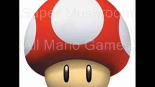 All Super Mario Power-ups Ever!