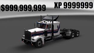 ets2 ats cmo tener dinero y xp infinitos cmo ser millonario fcilmente euro truck simulator 2
