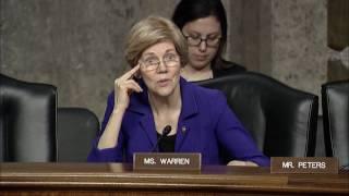 Senator Warren Asks About Nuclear Nonproliferation and High Performance Computing