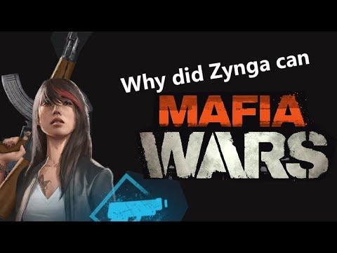 Why did Zynga can Mafia Wars?