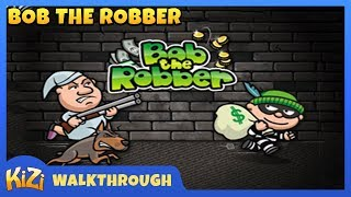 Bob The Robber Full Game Walkthrough