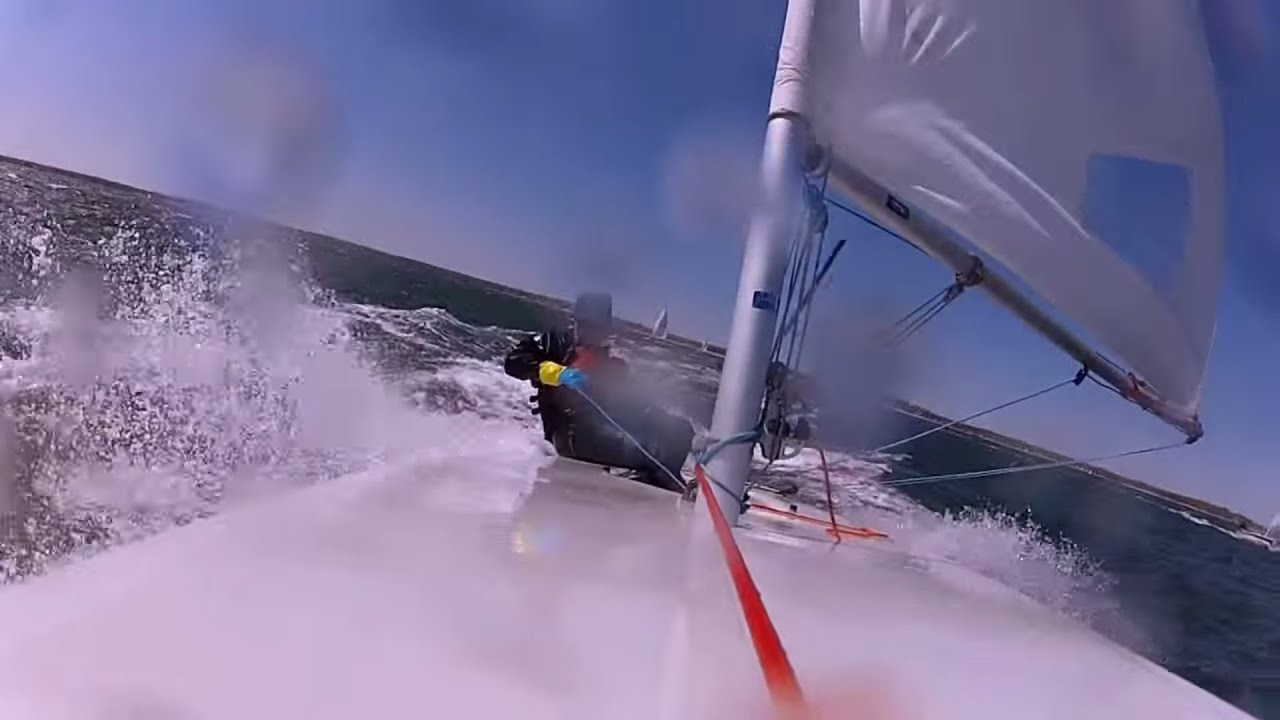 Advice? Downwind sailing in strong winds | SailingForums com