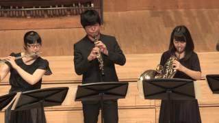 スペシャルコンサート アンサンブル 上野学園大学 2016年8月28日オープンキャンパス