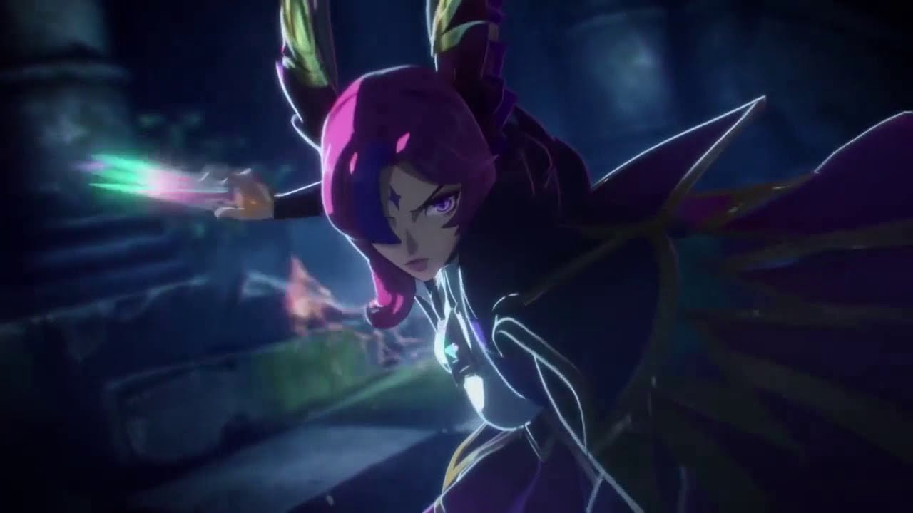 Image result for guardian xayah cinematic