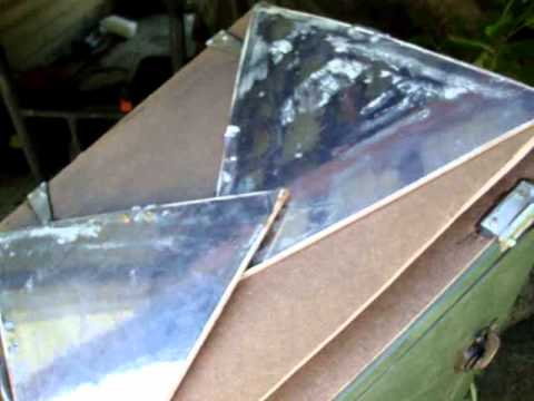 Solar Oven - Seat Of The Pants Engineering 1
