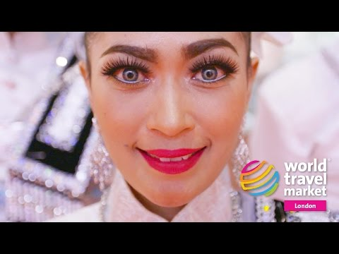 Welcoming the World to WTM London 2016   Day 1 Highlights