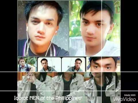 The IGOROT MEN of the Philippines