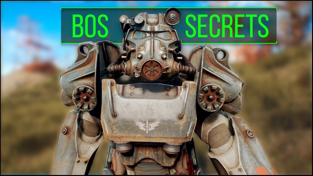 Fallout 4: 5 Things They Never Told You About The Brotherhood of Steel thumbnail