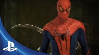 The Amazing Spider-Man E3 Trailer