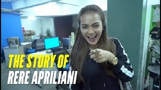 The Story Of RERE APRILIANI | Miss POPULAR Pioneer DJ Hunt 2019