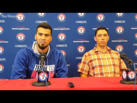 Robinson Chirinos excited to sign extension through 2018