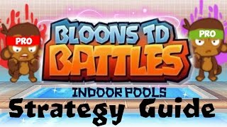 INDOOR POOLS STRATEGY GUIDE with HAR N!