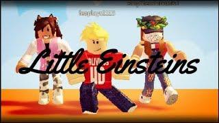 Little Einsteins Remix - Roblox Short Music Video [75 Subscribers Special]