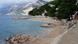 Croatia beach - Brela