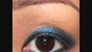 Eye Makeup Tutorial: Blue Smokey Eye (Spring 2011) Thumbnail