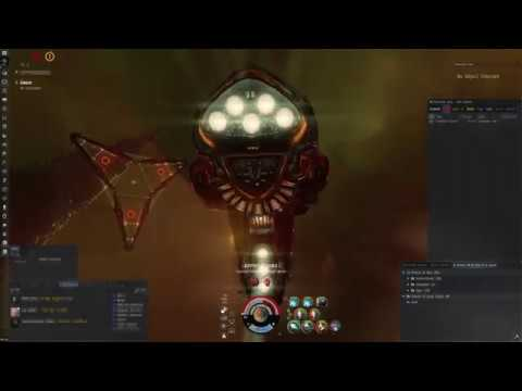 EVE Online - Ishtar Fierce Firestorm
