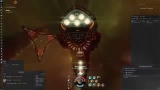 EVE Online - Ishtar Fierce Firestorm