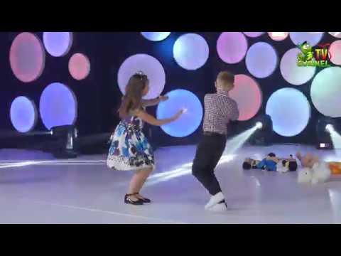 Piesa noua: Marius & Gabriela - Dulce copilarie (La-La-Kids)